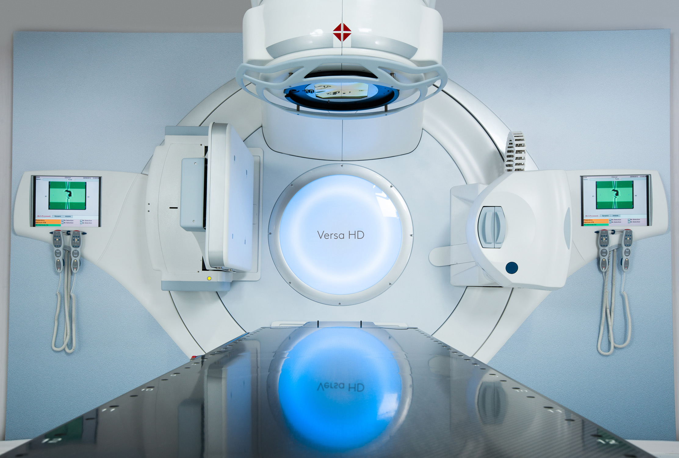 Dupuytrens Radiotheraphyfor benign conditions Machine