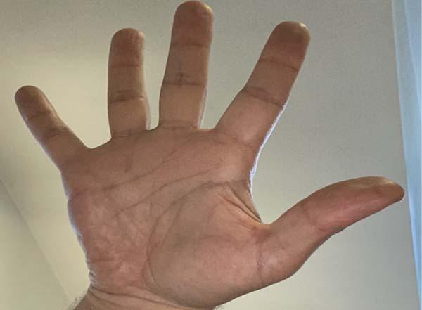 Finger span